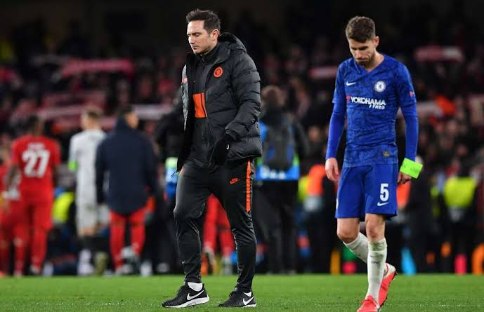 Lampard slams complacent Chelsea in FA Cup defeat