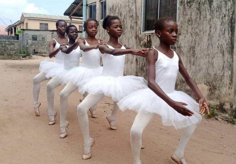 Dance Academy looks to spread ballet among Lagos poor