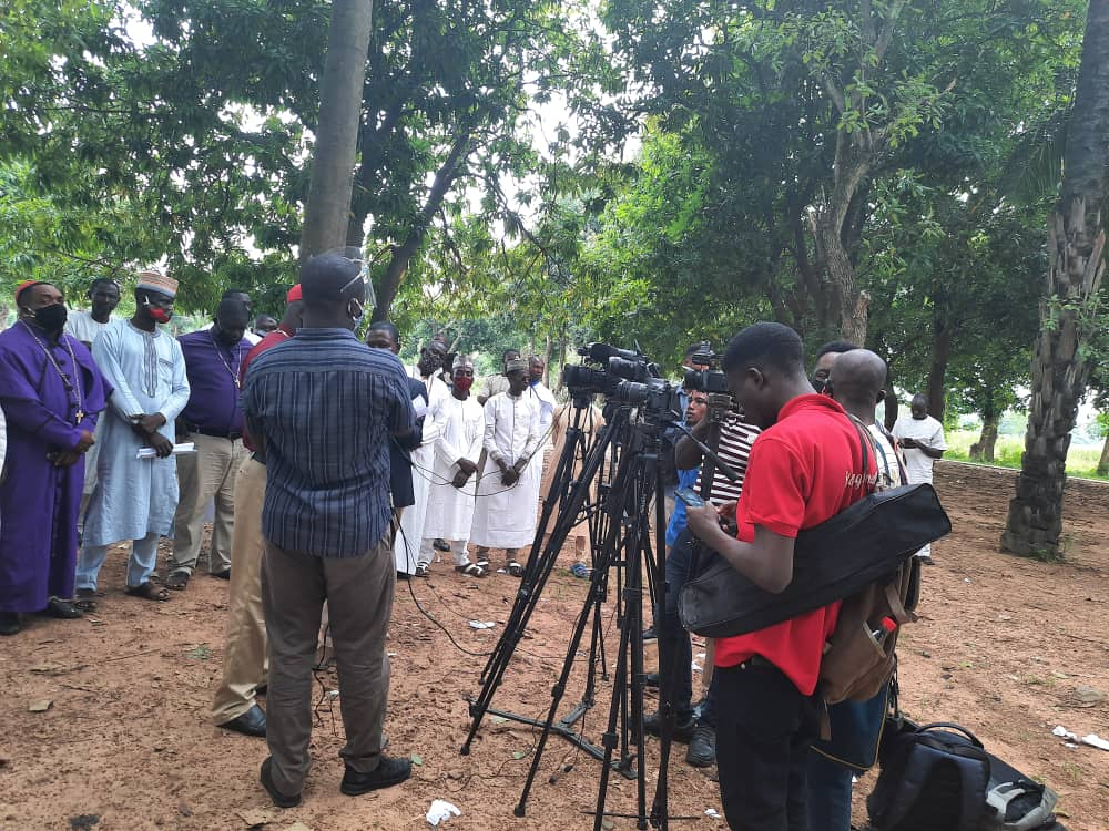 Nigeria cannot be defeated by evil forces, Inter-Faith clerics declare at ongoing prayers