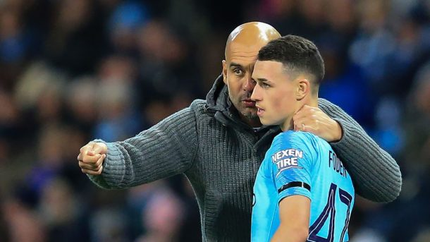 Man City, England have an 'incredible talent' in Phil Foden – Guardiola