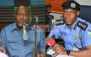 Police refute Wike, say IGP, Rivers CP aware of Nunieh's home invasion