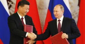 Russia, China out to undermine US election, says Biden
