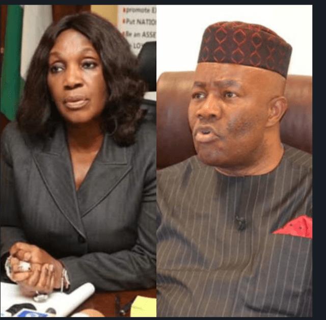 Akpabio Vs Nunieh: FIDA Nigeria calls for decorum