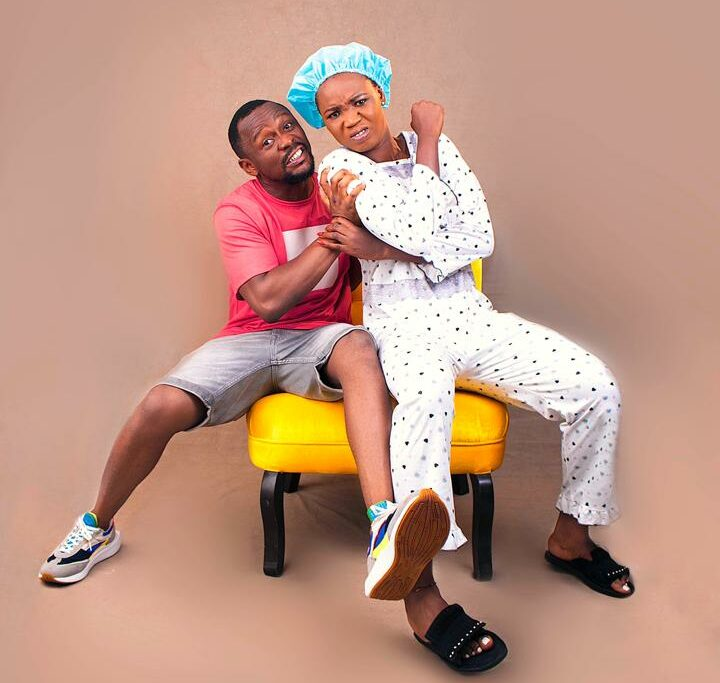 Ushbebe, Eniola Badmus, AY, Juliet Ibrahim others in ABNORMAL TV series