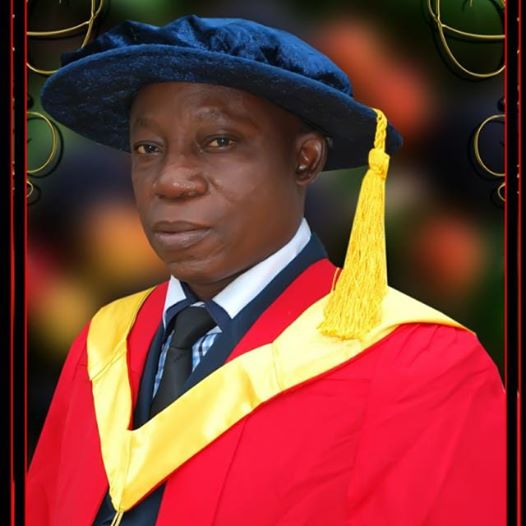 A man destined for the top: An Ode to Professor Noah Yusuf
