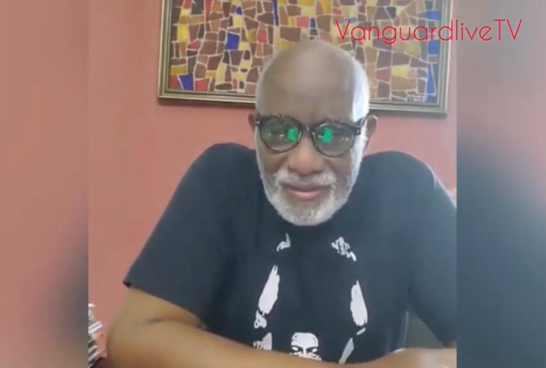 ONDO 2020: Defected deputy governor gives Akeredolu 21 days to transmit power to him