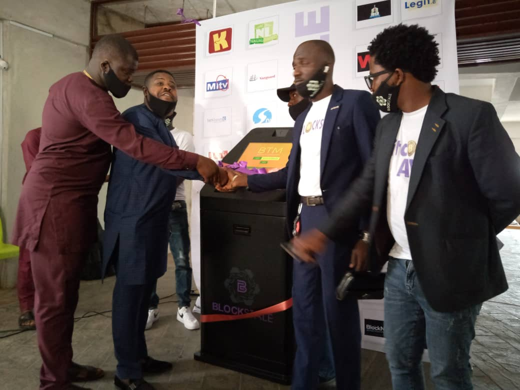 Breaking: Ikorodu indigene launches first Bitcoin ATM in Africa (Video)