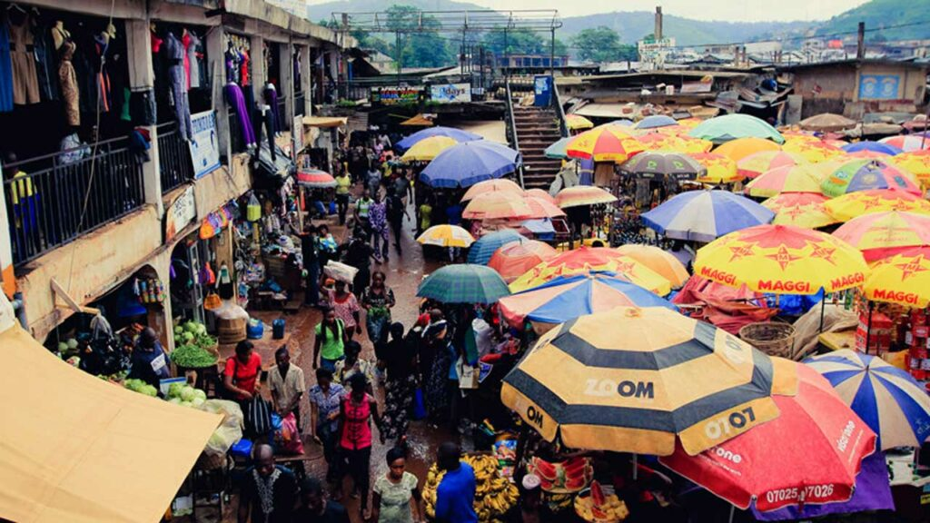Tension in Enugu as Ogbete traders screen aspirants for Aug 8 election