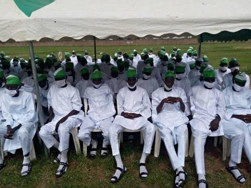 FG Reintegrates 601 Repentant Boko Haram Terrorists into Nigerian society after DRR graduation in Gombe