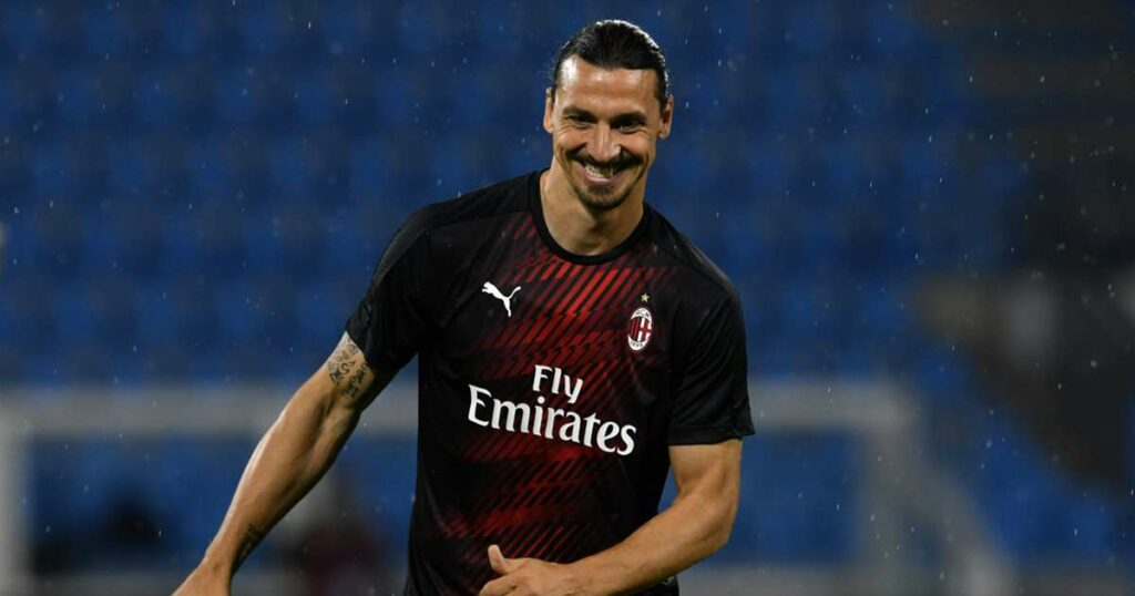 Milan boss Pioli hopes striker Ibrahimovic extends stay