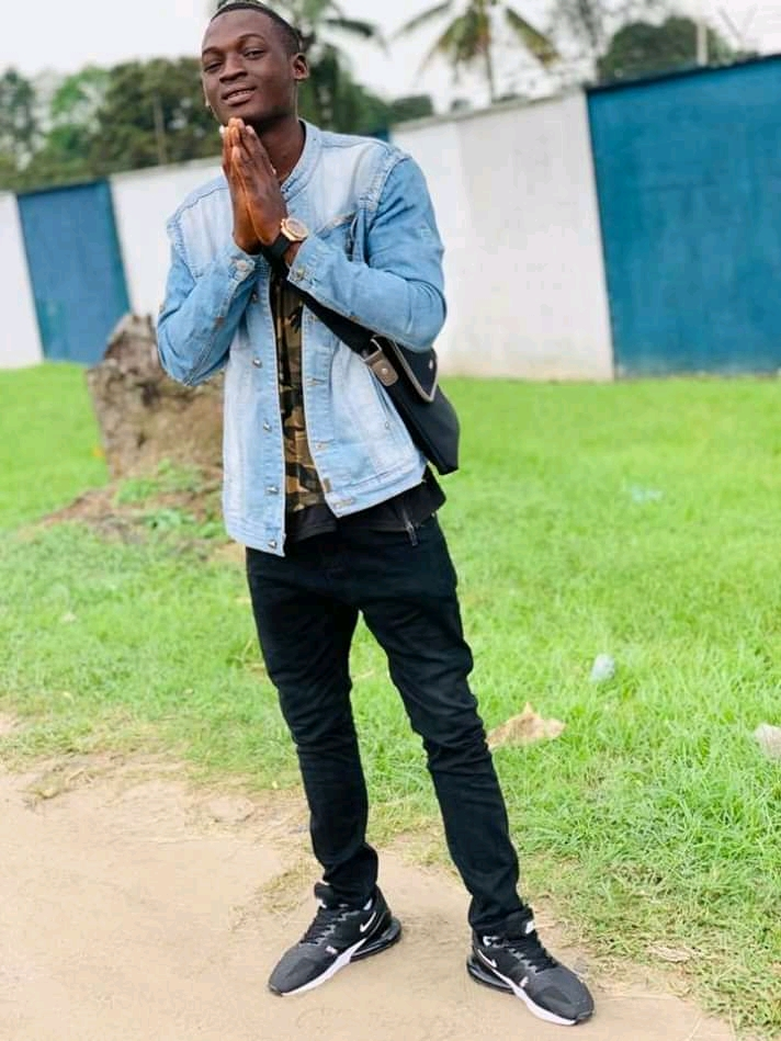 Music is my talent, The Navy is my job — KingOla, Musician