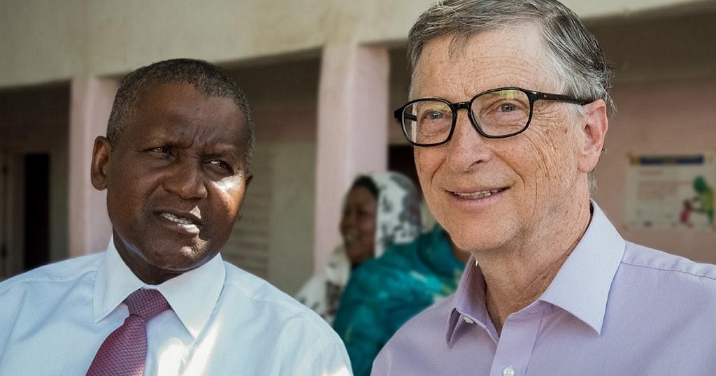 Ganduje hails Bill Gates, Dangote for contribution to polio eradication