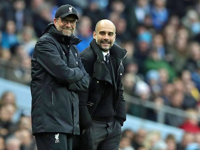 Guardiola names Klopp's Liverpool as toughest opponent in career