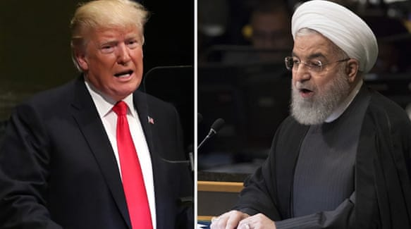 Iran slams Trump's plan to 'snapback' sanctions