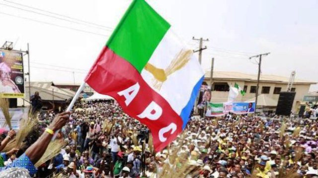 Aggrieved APC chieftains unite 'to unseat PDP' in Oyo