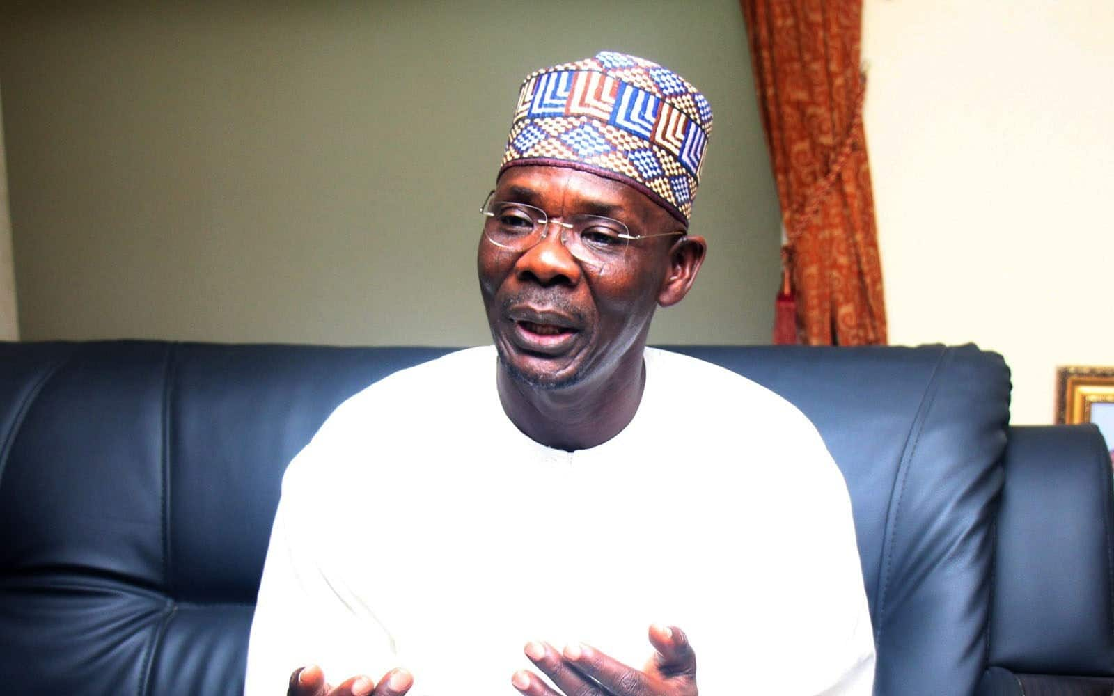 Gov Sule bags peace builder Tiv traditional title