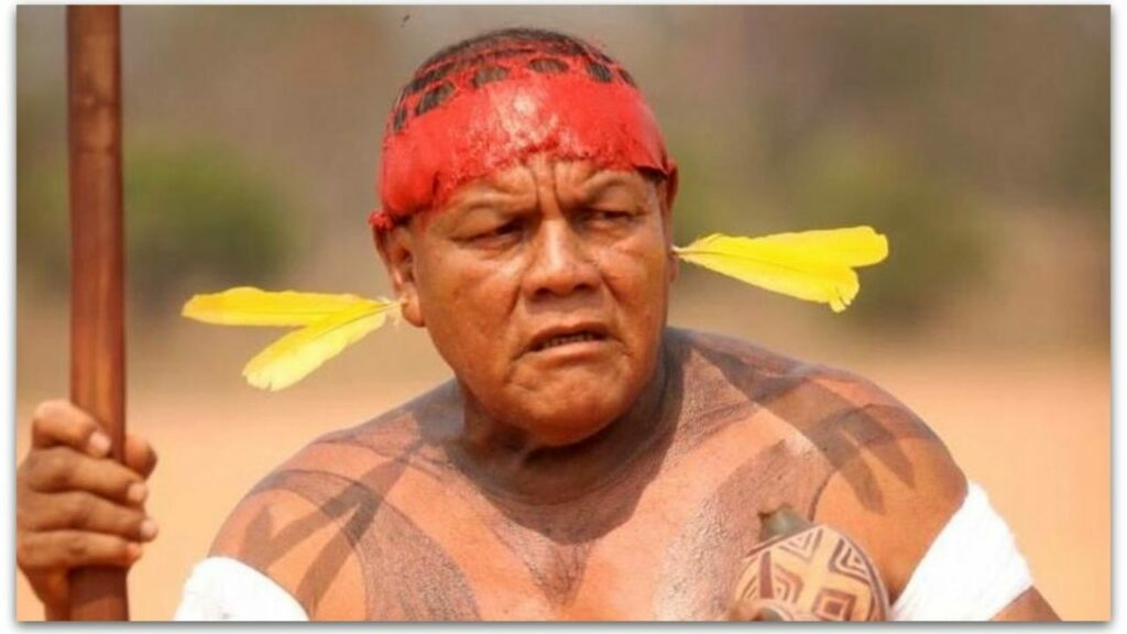 Coronavirus kills leading Brazil indigenous chief, Aritana Yawalapiti