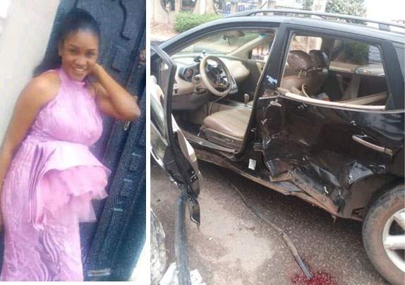 Mother dead, baby injured as police chase suspected 'Yahoo Boy' in Benin