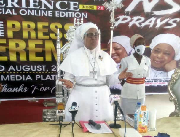 Cleric preaches adherence to COVID-19 regulations, as worship centres reopen