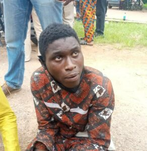 Youths protest escape of serial killer from Oyo police custody