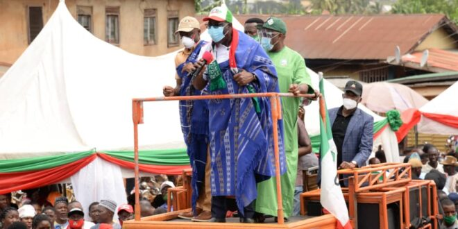 Edo 2020: Obaseki kicks off campaign in Edo North