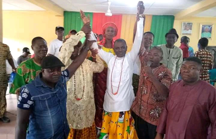 Gale of endorsements trail Justice Iyasere's declaration for Udu LG chairmanship