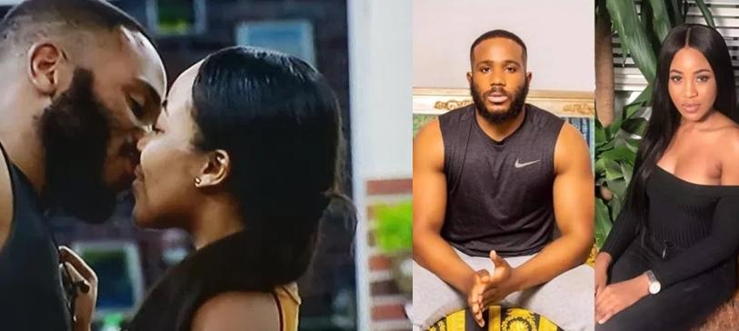 #BBNaija: I feel very stupid having anything to do with you, Erica tells Kiddwaya