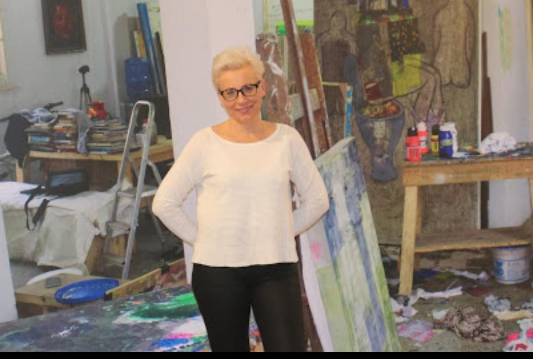 I see extraordinary strength in Bob-Nosa's art — Malgorzata Paszylka-Glaza, curator