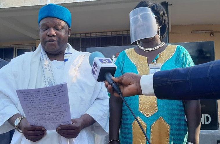 Nigeria will die if we all keep quiet — Mailafia