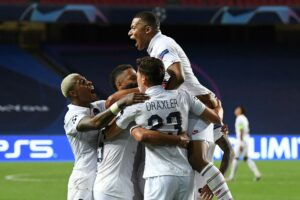 PSG break through Champions League glass ceiling after years of disappointment