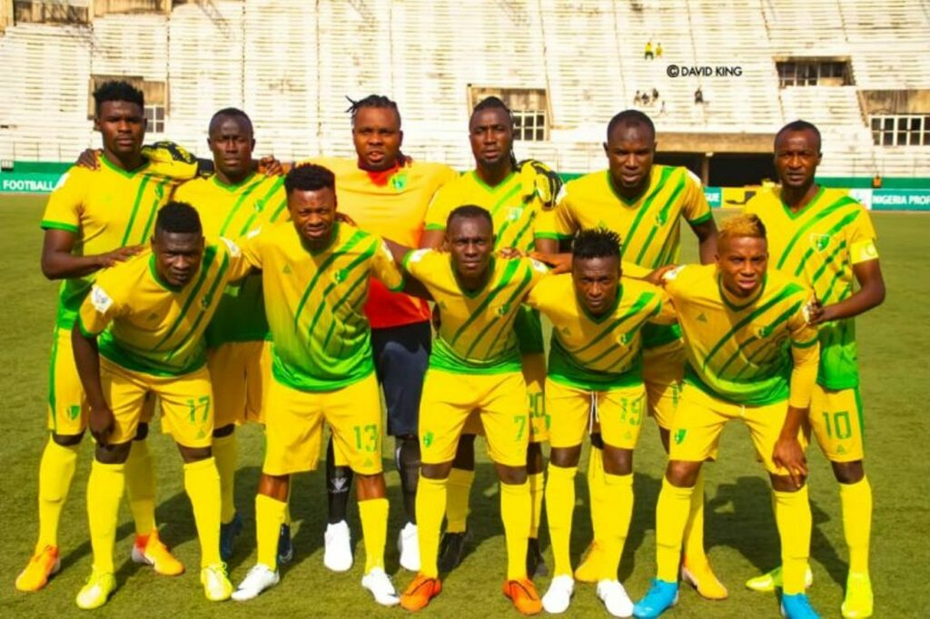 Npfl Plateau Utd Places Players On Half Salary After A Poor Start