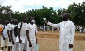 Police screen 785 potential constables in Sokoto