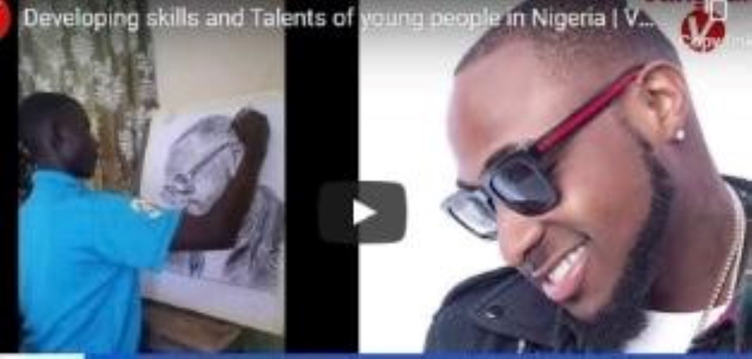 Developing skills and talents of young people in Nigeria