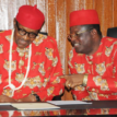 Umahi to Buhari: Don't sack service chiefs, increase army funds