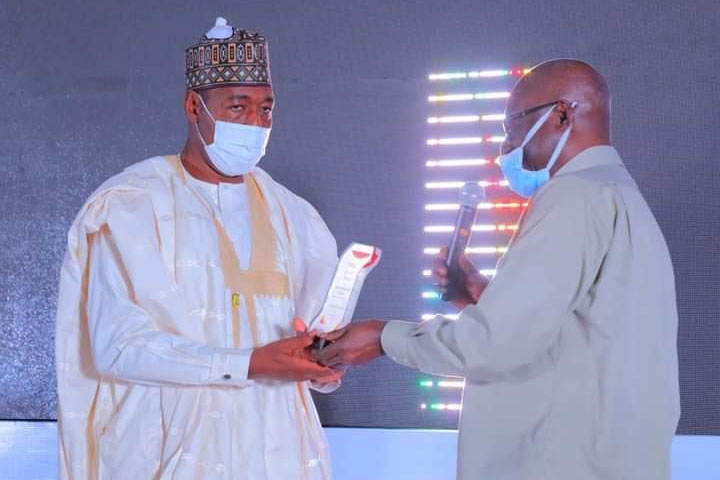 Tell magazine surprises Zulum with Nigeria's Governor of the Year award
