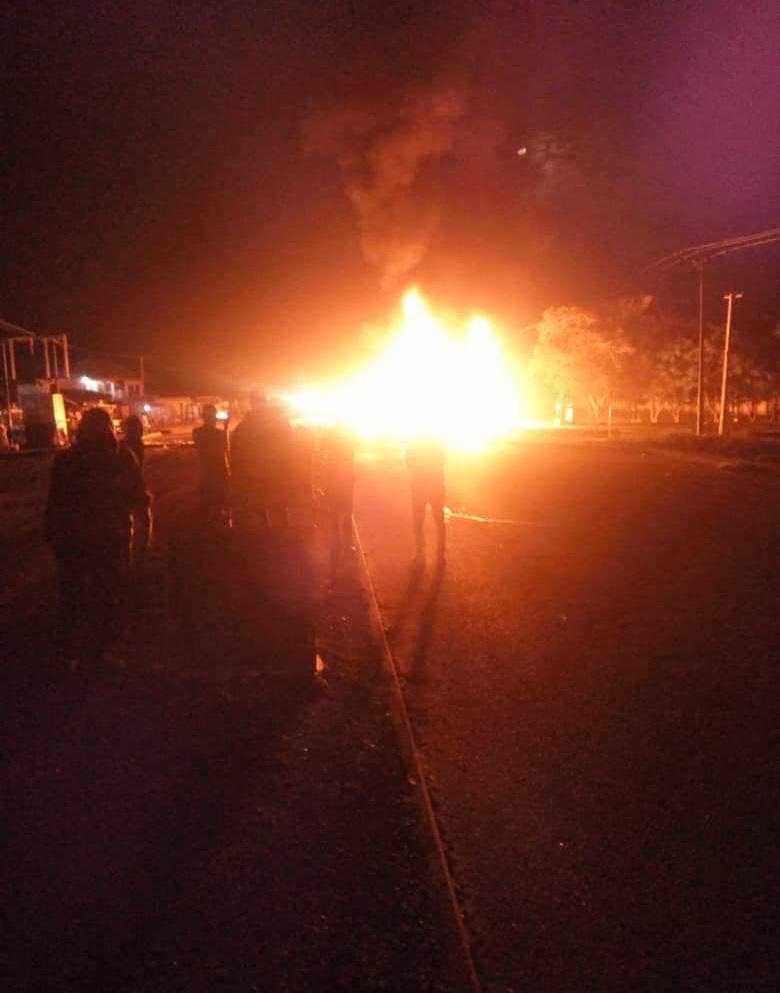 Man survives fire burn as petrol tanker explodes in Bauchi