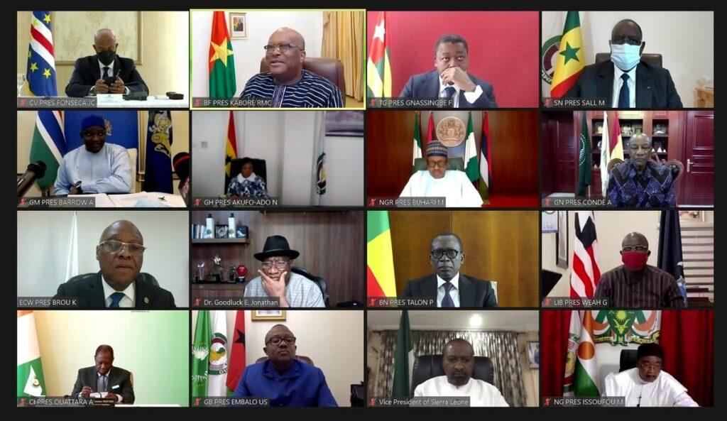 West African mediators jet to Mali seeking reversal of coup