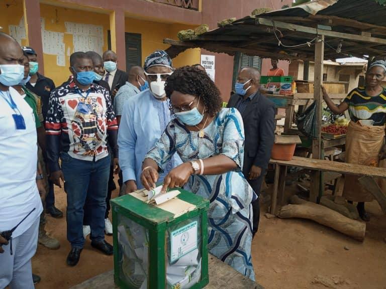 Edo Guber Election: Foundation to security agencies, make vote buying, selling criminal offence