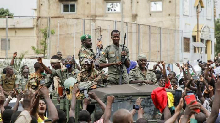 Mali: Soldiers promise new elections following ECOWAS suspension, sanctions