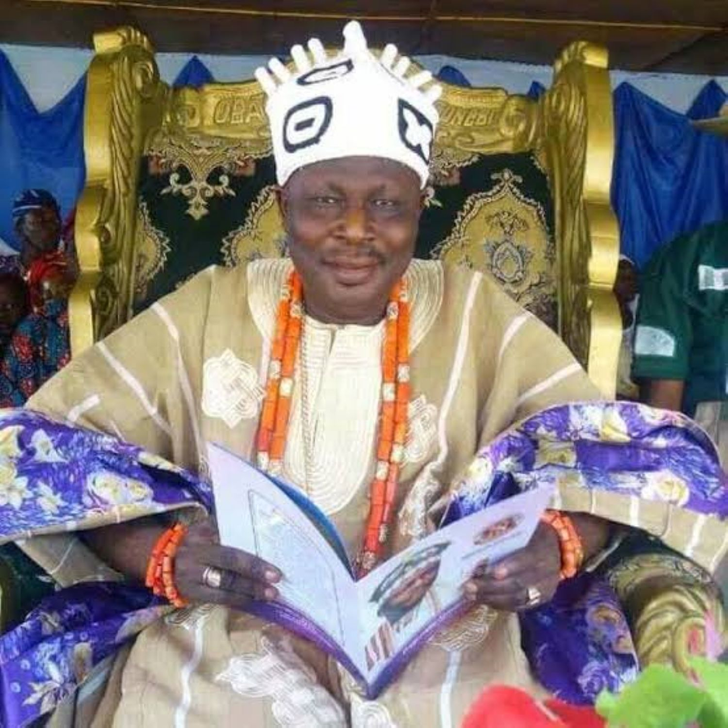 Traditional ruler suspends chief, removes another over illegal land acquisition, disobedience