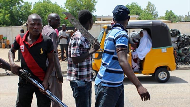 We are ready to eradicate insurgents, bandits, vigilantes tell FG