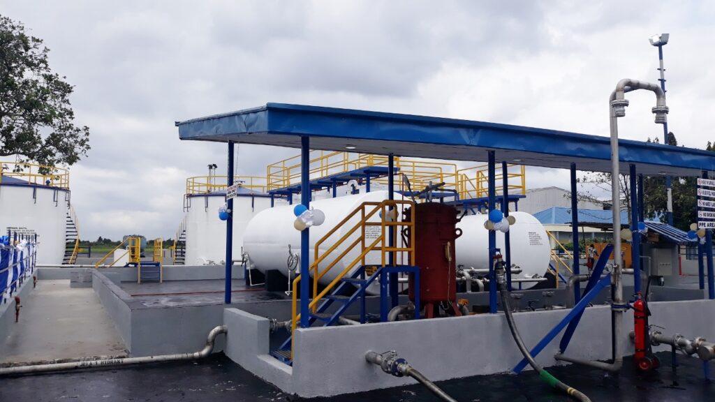 NAF opens aviation fuel depot in Port Harcourt