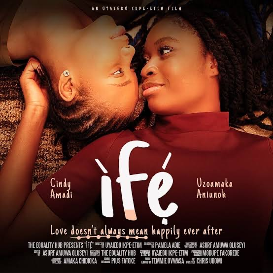 "Nigerian lesbian movie ""Ife"" dares Censors Board, set for release"
