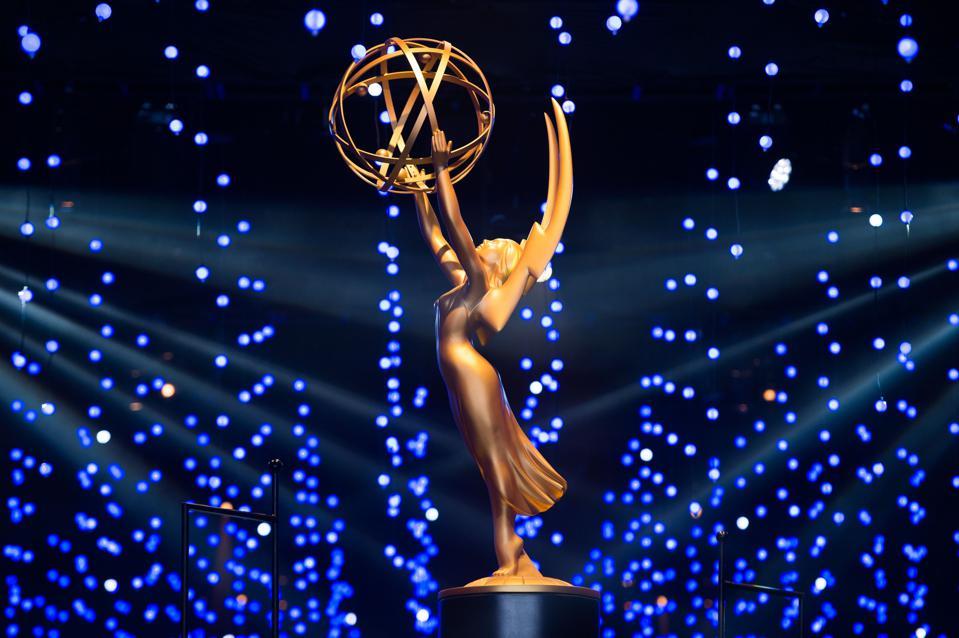 Emmy Awards winners in key categories