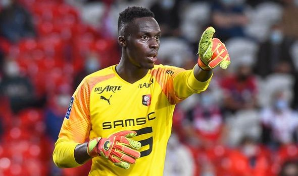 Lampard banks on Mendy to mend Chelsea's goalkeeping problems