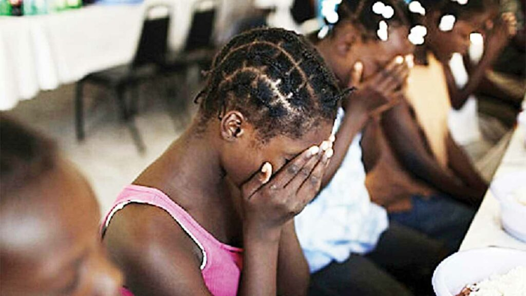 How I was gang-raped by seven boys ― 14 years old girl opens up