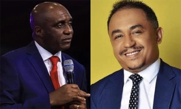 Pastor Ibiyeomie, Daddy Freeze