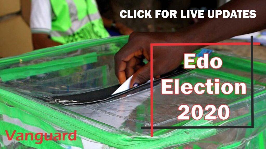 Edo: CSO hails INEC over conduct of election