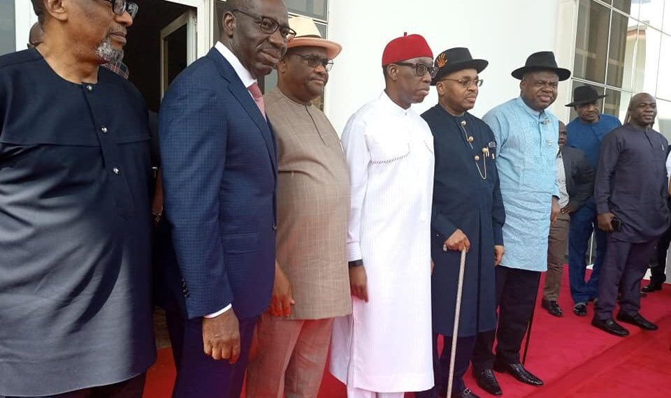ALLEGED 13% DERIVATION RIP-OFF: South-South govs plan to meet FG