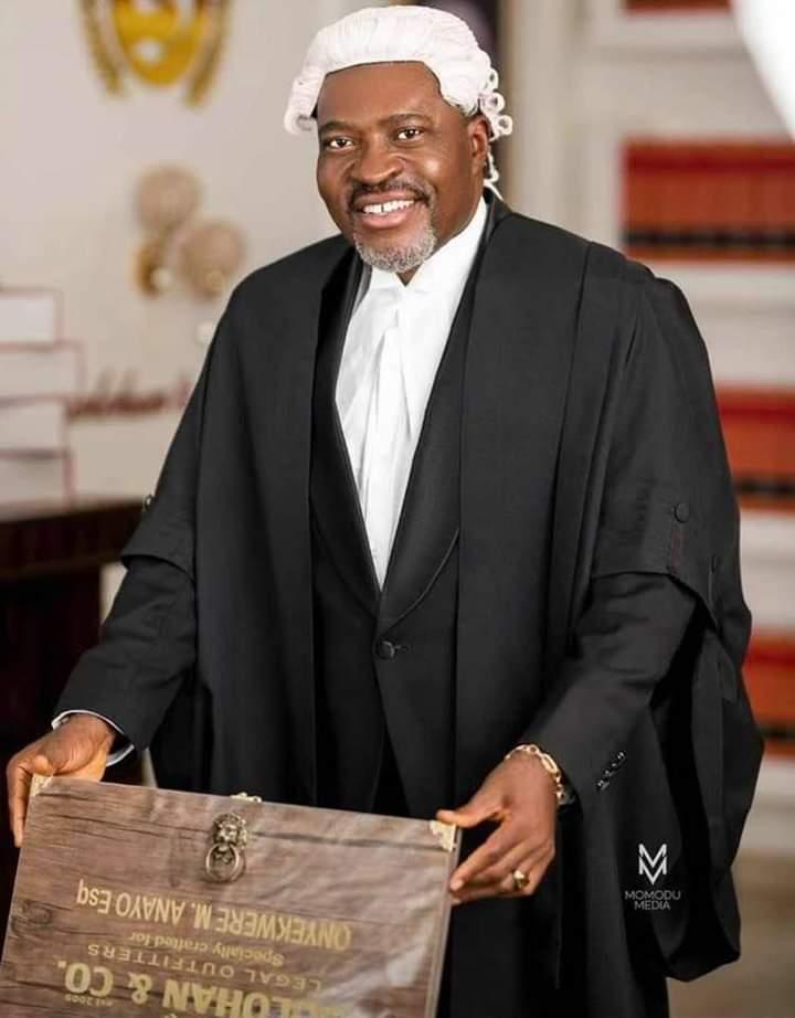Nigerians congratulate Veteran actor, Kanayo Kanayo as he officially becomes a lawyer